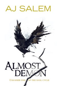 Almost Demon cover