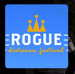 Rogue Distance Festival Logo