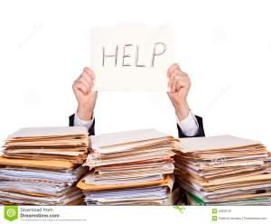help-overworked-businessman-22256101