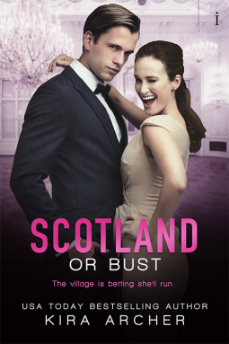 Scotland or Bust Cover