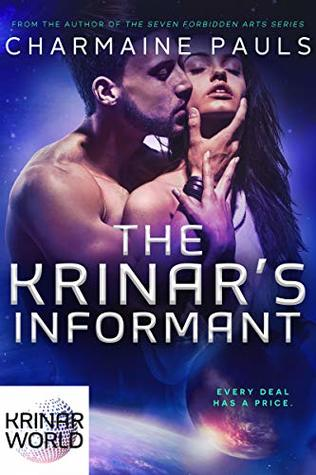 The Krinar's Informant Cover